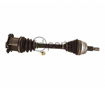 Complete Axle - Left [GSP] (A4 Tiptronic)