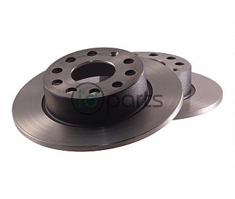 Fremax Front Rotor (Super Duty F-350 DRW 2005-2012)