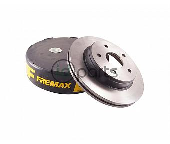 Fremax Front Rotor (Ram 1500)