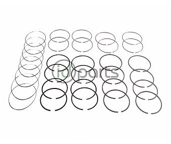 Complete Piston Ring Set (LMM)(LLY)(LB7)