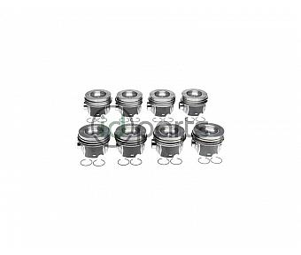 Complete Piston Set (LML)