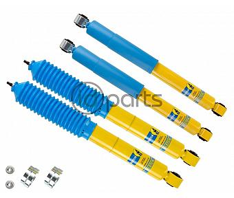 Bilstein B6 4600 Front and Rear Suspension Set (Colorado/Canyon)