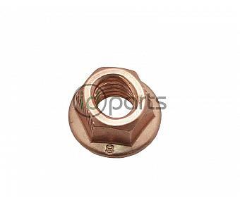 Copper Pinch Nut (M8)