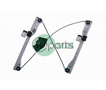 Front Left Window Regulator (A4 Jetta/Golf)