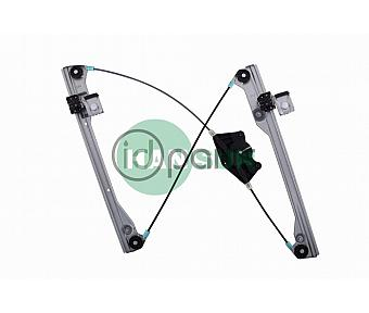 Front Right Window Regulator (A4 Jetta/Golf)