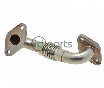 Lower EGR Cooler Pipe for VNT-17 (A4 BEW)