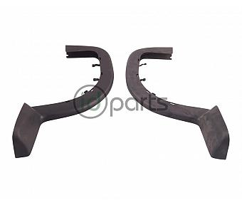 Mk6 Jetta Trunk Hinge Cover Kit