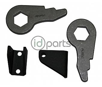 2-inch Torsion Key Front Leveling Kit (LB7)(LBZ)(LLY)(LMM)