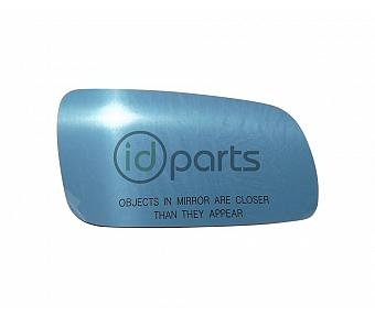 Passenger Side Mirror Glass Tinted (A4)