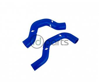 Mishimoto Silicone Intercooler Hose Set [Blue] (Liberty CRD)