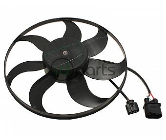 Cooling Fan Large (A5 Jetta BRM)