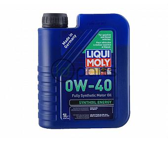 Liqui Moly Synthoil Energy 0w40 1 Liter