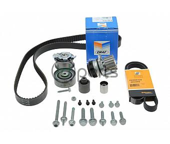 Timing Belt Kit (CBEA CJAA)