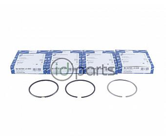 Engine Piston Ring Set (Set of 4) (1Z AHU ALH BEW)