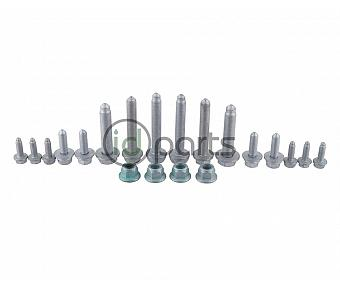 Complete Suspension Bolt Set - Struts and Shocks (A5)(Mk6 IRS)(NMS)