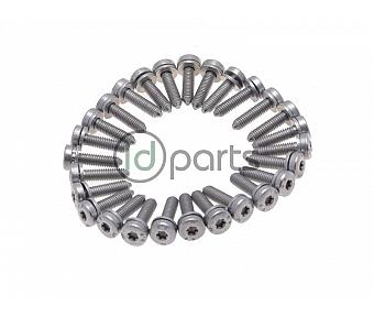 Transmission Filter Bolt Set [27 Bolts] (B5.5)