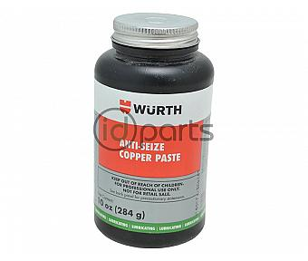 Wurth Anti-Seize Copper Paste (10 oz.)