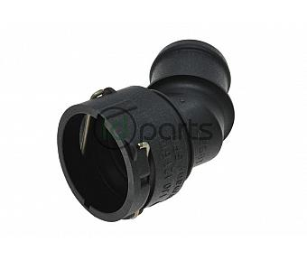 Upper Radiator Coolant Hose Coupling (A4 ALH)