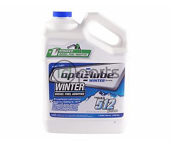 Opti-Lube Winter Formula 1 Gallon Fuel Additive