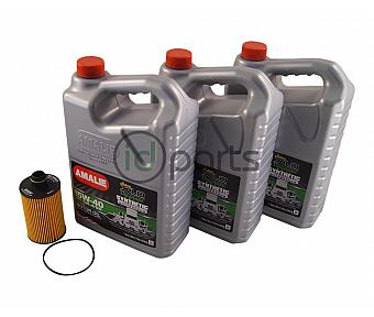 Oil Change Kit (4th Gen Ram Ecodiesel)