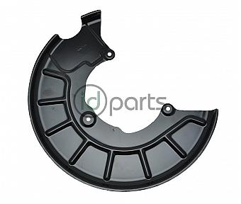 Brake Splash Shield Front - Right (A5)(Mk6)(Beetle)