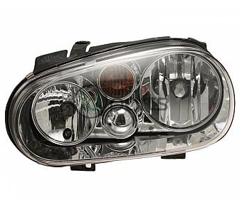 Golf Headlight Left [TYC] (A4)