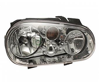 Golf Headlight Right [TYC] (A4)