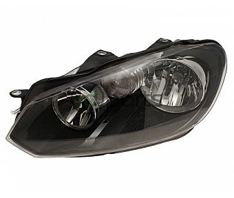 Golf Headlight Left (Mk6)