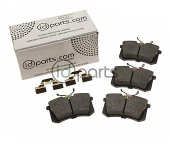 Race High Performance Rear Brake Pads (A4)(Mk7)(Audi A3)