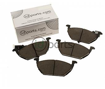 IDParts Ceramic Front Brake Pads (A4)