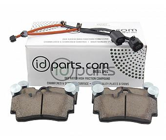 IDParts Ceramic Rear Brake Pads (7L)(4L)