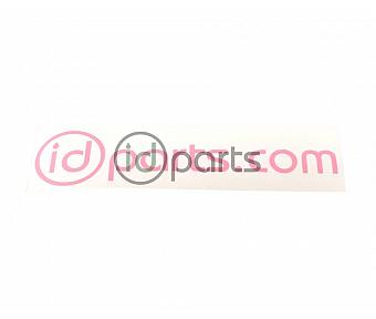 IDParts Sticker Decal Pink