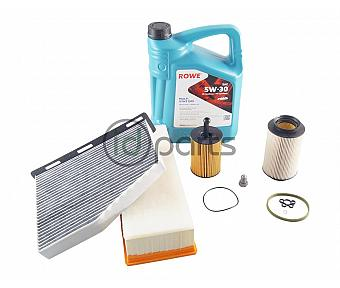 40k Service Kit [Manual] (2.0L TDI CBEA CJAA)