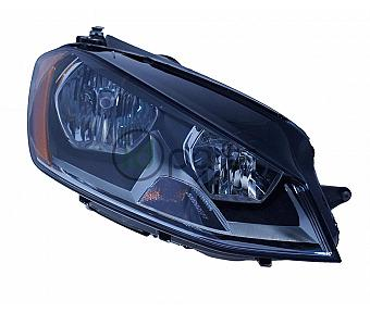 Golf Headlight Right (MK7)