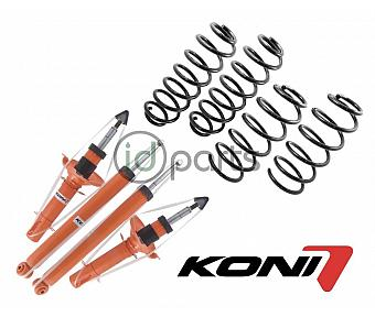 Koni Special + SUPLEX Springs Complete Suspension Set (A4)