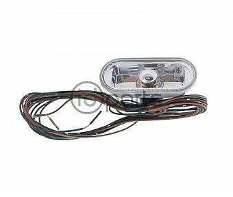 Fender Turn Signal Clear (A4 Golf Jetta)