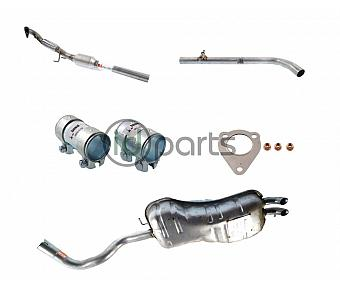 For 1980-1992 Volkswagen Jetta Exhaust Hanger API 37645MF 1981 1982 1983 1984