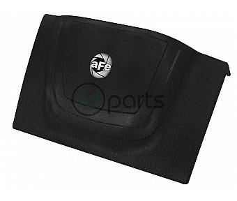 Magnum FORCE Stage-2 Intake System Cover - Black (Ram EcoDiesel)