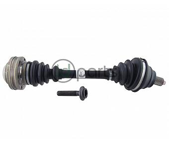 Complete Axle - Left (CBEA/CJAA Manual)