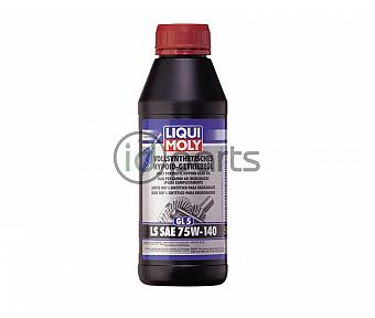 Liqui Moly Fully Synthetic Hypoid Gear Oil 75W-140
