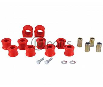23mm Polyurethane Sway Bar and Link Bushing Kit (A4)