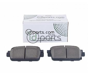 IDParts Ceramic Rear Brake Pads (Cruze Gen1)