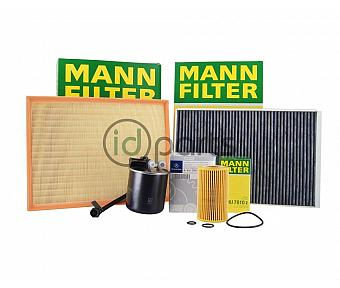 Complete Filter Pack (Sprinter OM651)