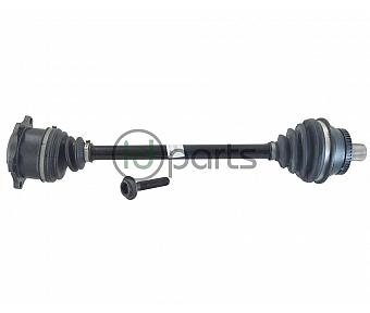 Complete Axle - Left (B5.5 6-Speed Manual)