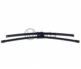 Complete Wiper Blade Set (W212 Late)