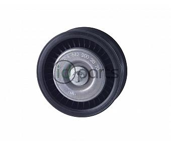 Grooved Serpentine Idler Pulley (W166)(X166)