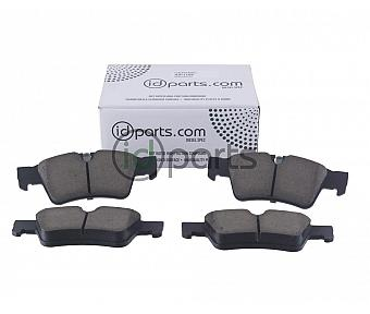 IDParts Ceramic Rear Brake Pads (W164)(W251)