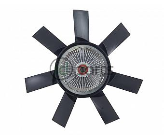 Cooling Fan w/ Clutch Assembly (T1N) (OM647)