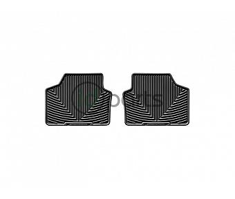WeatherTech Floor Mats - Rear (E90)