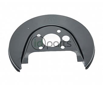 Brake Rotor Splash Shield - Rear Right [OEM] (A4)
